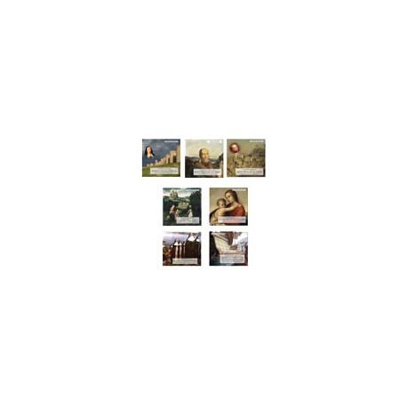 7 CD mp3 Maîtres spirituels