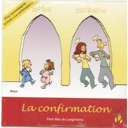Brochure + CD MP3 : La Confirmation
