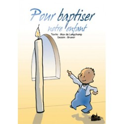 Brochure : Pour baptiser notre enfant