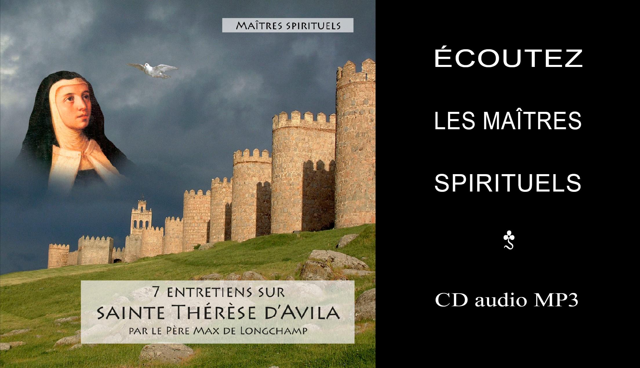 CD Maîtres Spirituels