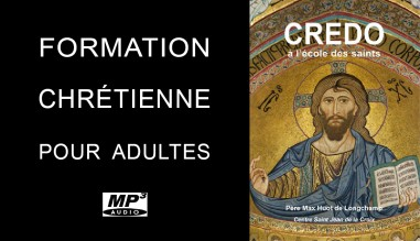Formation chrétienne Adultes